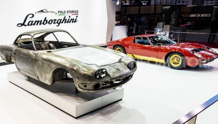 Lamborghini Miura SV di Jean Todt, un restauro meraviglioso - Foto 4 di 27