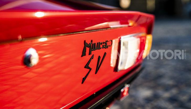 Lamborghini Miura SV di Jean Todt, un restauro meraviglioso - Foto 22 di 27