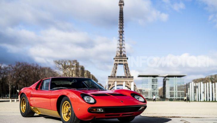 Lamborghini Miura SV di Jean Todt, un restauro meraviglioso - Foto 5 di 27