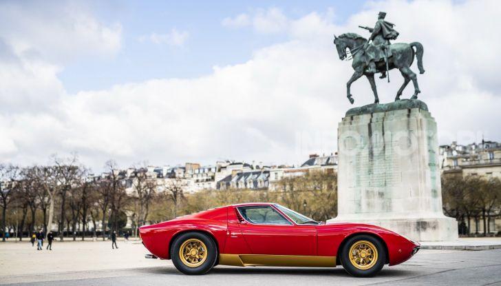 Lamborghini Miura SV di Jean Todt, un restauro meraviglioso - Foto 25 di 27