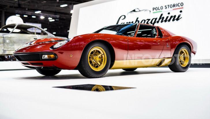Lamborghini Miura SV di Jean Todt, un restauro meraviglioso - Foto 8 di 27