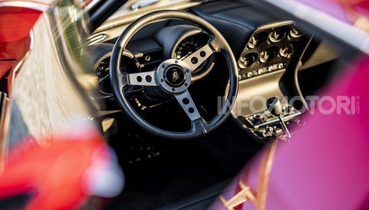 Lamborghini Miura SV di Jean Todt, un restauro meraviglioso - Foto 9 di 27