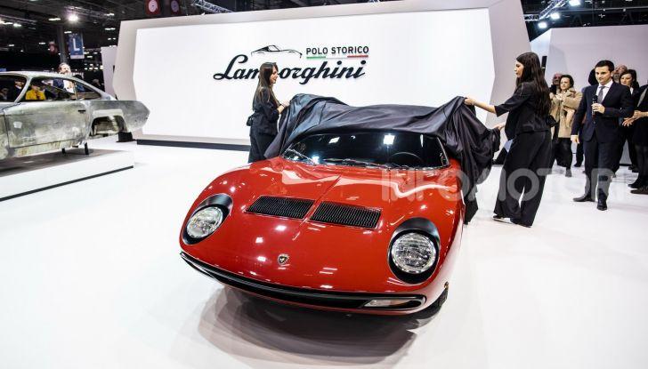 Lamborghini Miura SV di Jean Todt, un restauro meraviglioso - Foto 10 di 27