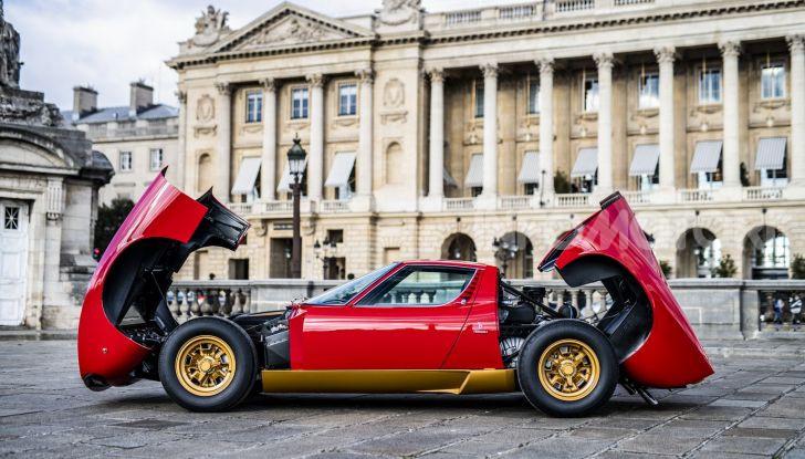 Lamborghini Miura SV di Jean Todt, un restauro meraviglioso - Foto 1 di 27