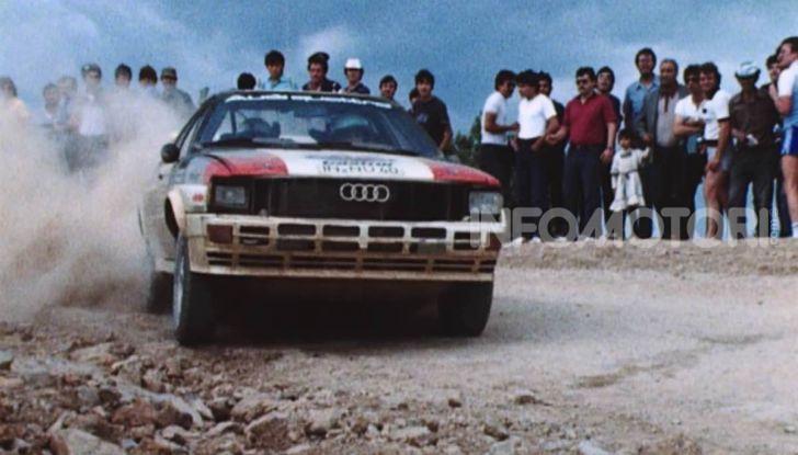 Audi Quattro VS Lancia 037: Italia-Germania raccontata da Jeremy Clarckson - Foto 12 di 24