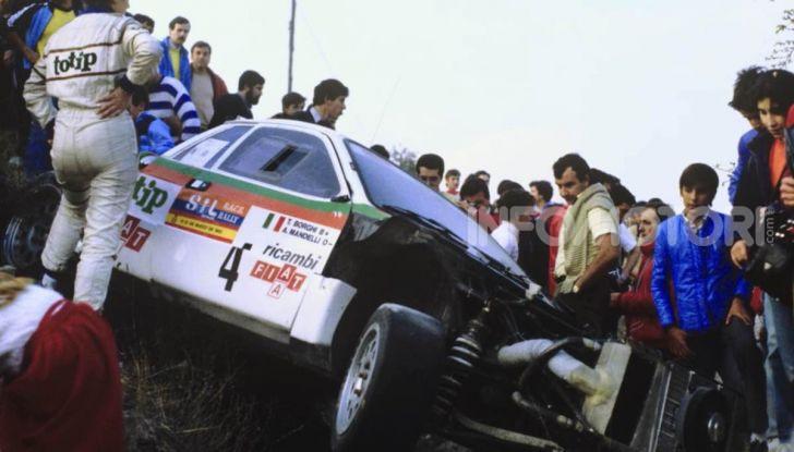 Audi Quattro VS Lancia 037: Italia-Germania raccontata da Jeremy Clarckson - Foto 16 di 24