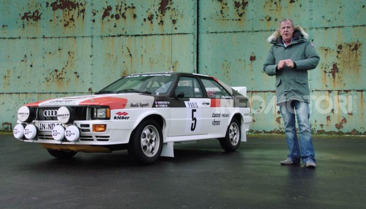 Audi Quattro VS Lancia 037: Italia-Germania raccontata da Jeremy Clarckson - Foto 2 di 24