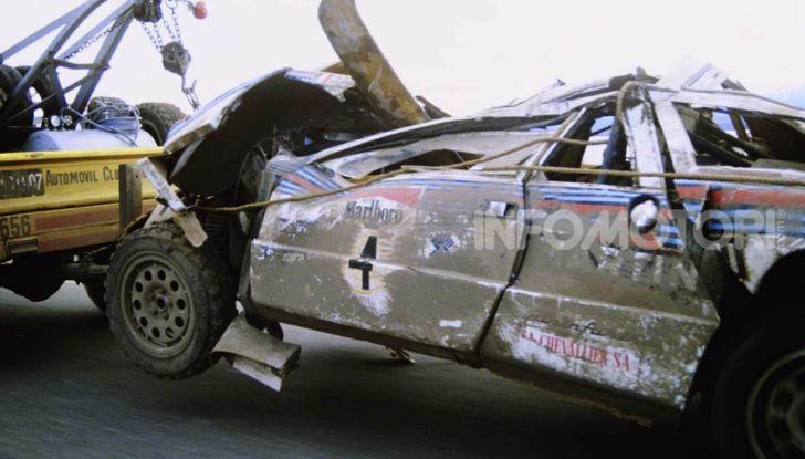 Audi Quattro VS Lancia 037: Italia-Germania raccontata da Jeremy Clarckson - Foto 17 di 24