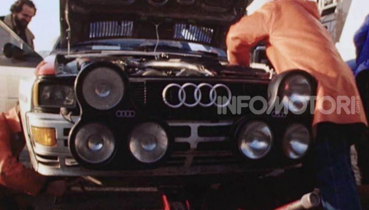 Audi Quattro VS Lancia 037: Italia-Germania raccontata da Jeremy Clarckson - Foto 20 di 24