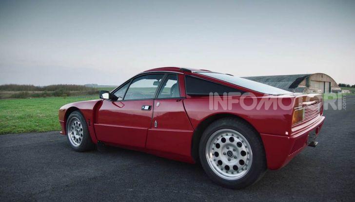 Audi Quattro VS Lancia 037: Italia-Germania raccontata da Jeremy Clarckson - Foto 10 di 24