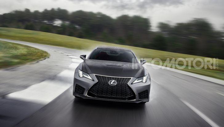 Tutte le novità Lexus al Salone di Ginevra 2019 - Foto 10 di 23