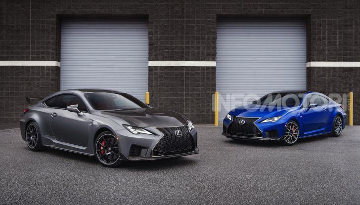 Tutte le novità Lexus al Salone di Ginevra 2019 - Foto 13 di 23