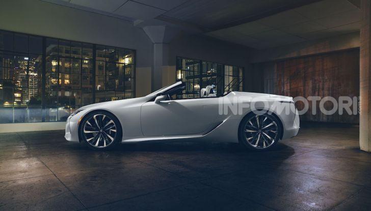 Tutte le novità Lexus al Salone di Ginevra 2019 - Foto 14 di 23