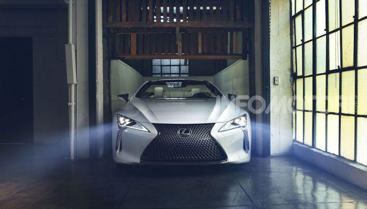 Tutte le novità Lexus al Salone di Ginevra 2019 - Foto 15 di 23