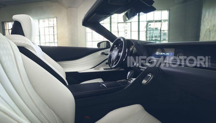 Tutte le novità Lexus al Salone di Ginevra 2019 - Foto 16 di 23