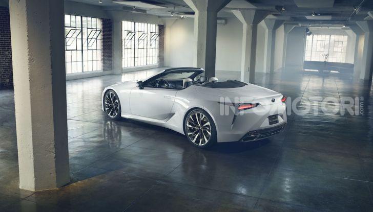 Tutte le novità Lexus al Salone di Ginevra 2019 - Foto 17 di 23
