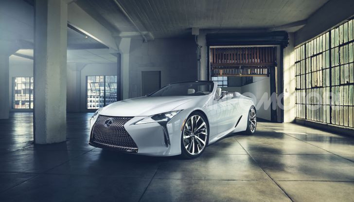 Tutte le novità Lexus al Salone di Ginevra 2019 - Foto 18 di 23