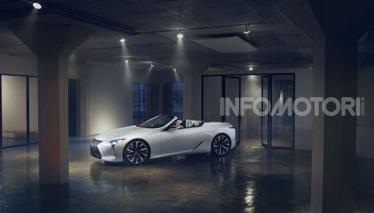 Tutte le novità Lexus al Salone di Ginevra 2019 - Foto 19 di 23