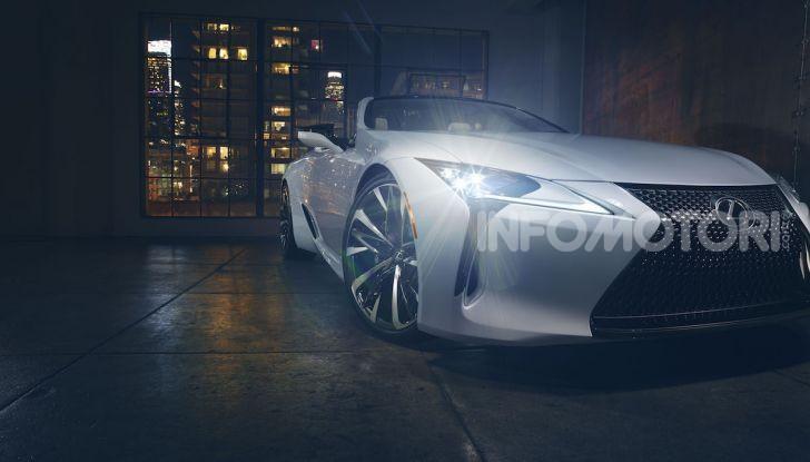 Tutte le novità Lexus al Salone di Ginevra 2019 - Foto 20 di 23
