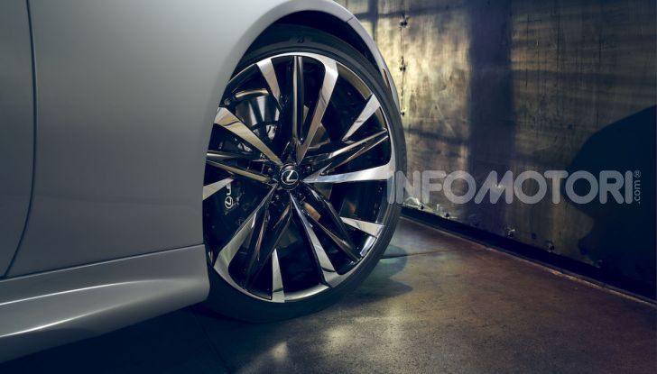 Tutte le novità Lexus al Salone di Ginevra 2019 - Foto 22 di 23
