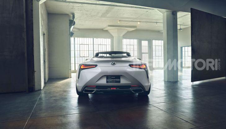Tutte le novità Lexus al Salone di Ginevra 2019 - Foto 23 di 23