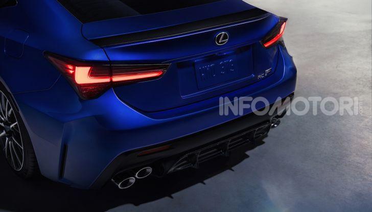 Tutte le novità Lexus al Salone di Ginevra 2019 - Foto 3 di 23