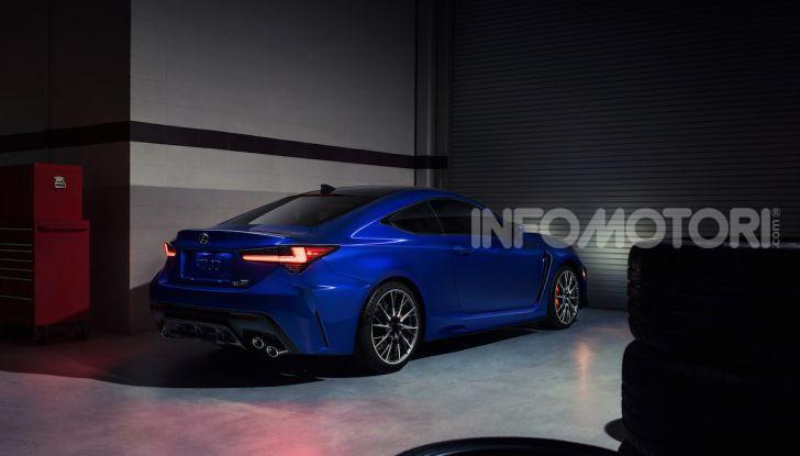 Tutte le novità Lexus al Salone di Ginevra 2019 - Foto 5 di 23