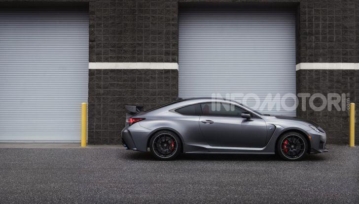 Tutte le novità Lexus al Salone di Ginevra 2019 - Foto 7 di 23