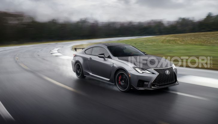 Tutte le novità Lexus al Salone di Ginevra 2019 - Foto 8 di 23