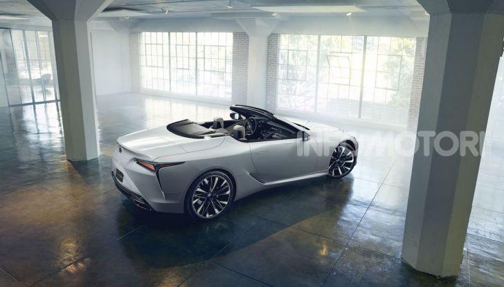 Tutte le novità Lexus al Salone di Ginevra 2019 - Foto 9 di 23