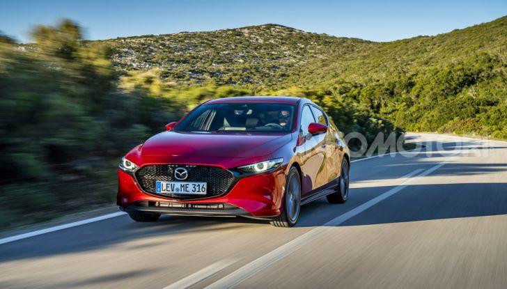 [VIDEO] Nuova Mazda3 2019: prova su strada della berlina giapponese - Foto 1 di 22