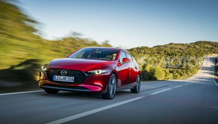 [VIDEO] Nuova Mazda3 2019: prova su strada della berlina giapponese - Foto 3 di 22