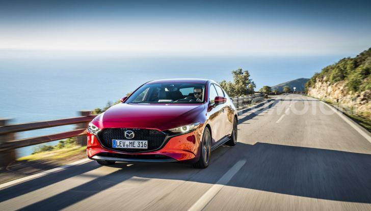 [VIDEO] Nuova Mazda3 2019: prova su strada della berlina giapponese - Foto 4 di 22