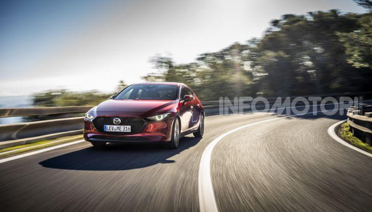 [VIDEO] Nuova Mazda3 2019: prova su strada della berlina giapponese - Foto 6 di 22