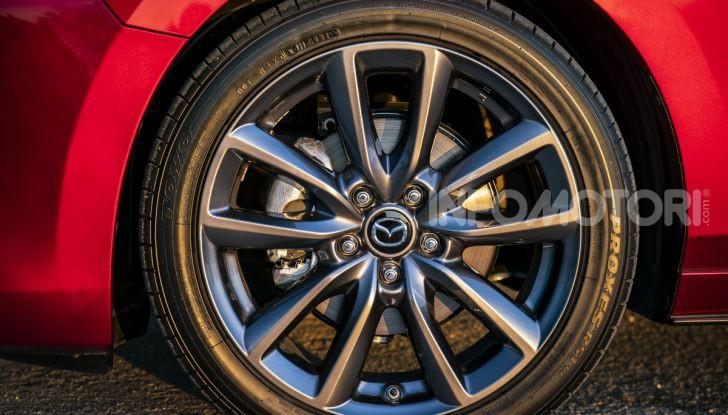 [VIDEO] Nuova Mazda3 2019: prova su strada della berlina giapponese - Foto 9 di 22