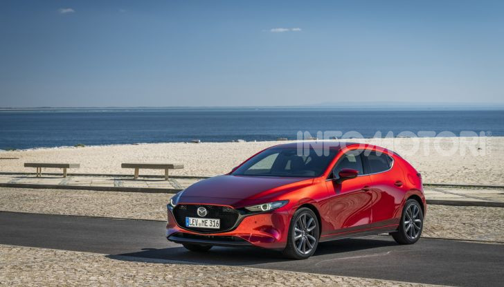 [VIDEO] Nuova Mazda3 2019: prova su strada della berlina giapponese - Foto 17 di 22