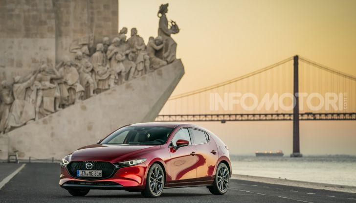 [VIDEO] Nuova Mazda3 2019: prova su strada della berlina giapponese - Foto 19 di 22