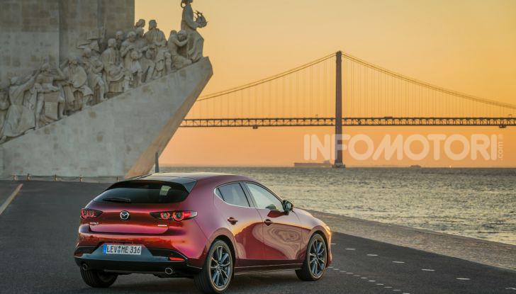 [VIDEO] Nuova Mazda3 2019: prova su strada della berlina giapponese - Foto 20 di 22
