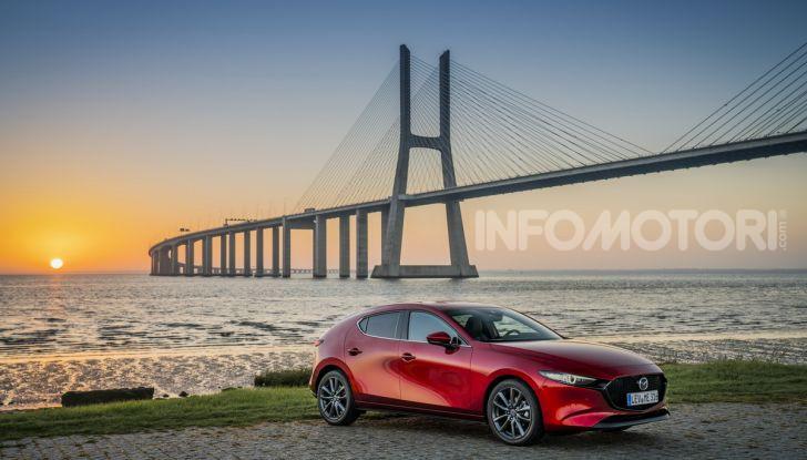 [VIDEO] Nuova Mazda3 2019: prova su strada della berlina giapponese - Foto 21 di 22