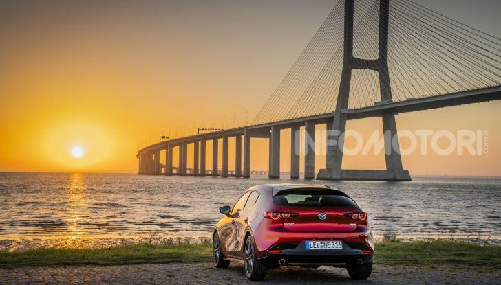 [VIDEO] Nuova Mazda3 2019: prova su strada della berlina giapponese - Foto 22 di 22