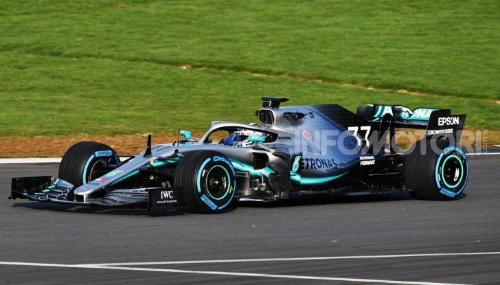 F1 2019: svelata la nuova Mercedes W10 - Foto 6 di 12