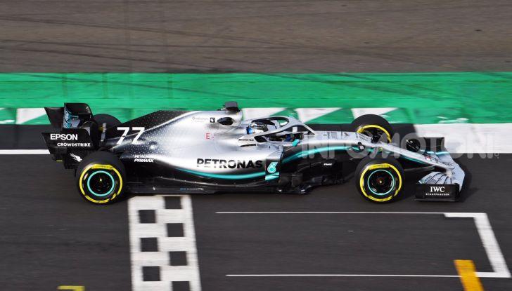 F1 2019: svelata la nuova Mercedes W10 - Foto 7 di 12
