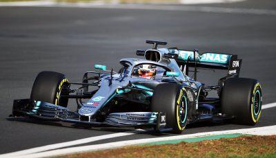 F1 2019: svelata la nuova Mercedes W10