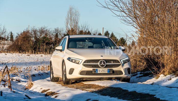 Prova Mercedes Classe A 180 d: caratteristiche, opinioni e prezzi - Foto 29 di 57