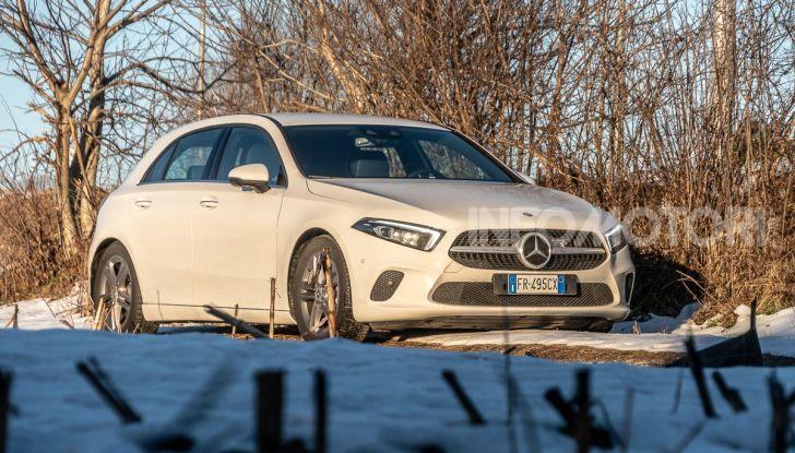 Prova Mercedes Classe A 180 d: caratteristiche, opinioni e prezzi - Foto 30 di 57