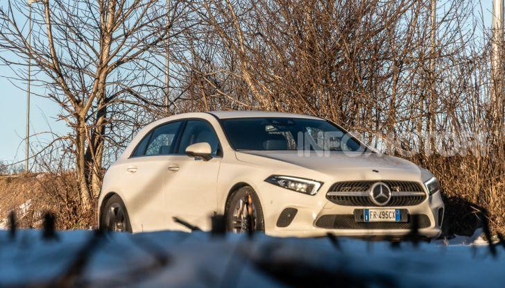 Prova Mercedes Classe A 180 d: caratteristiche, opinioni e prezzi - Foto 31 di 57