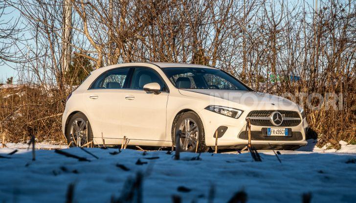Prova Mercedes Classe A 180 d: caratteristiche, opinioni e prezzi - Foto 32 di 57