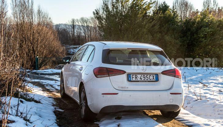 Prova Mercedes Classe A 180 d: caratteristiche, opinioni e prezzi - Foto 34 di 57
