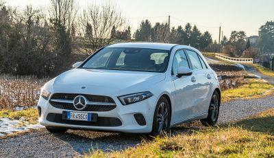 Prova Mercedes Classe A 180 d: caratteristiche, opinioni e prezzi