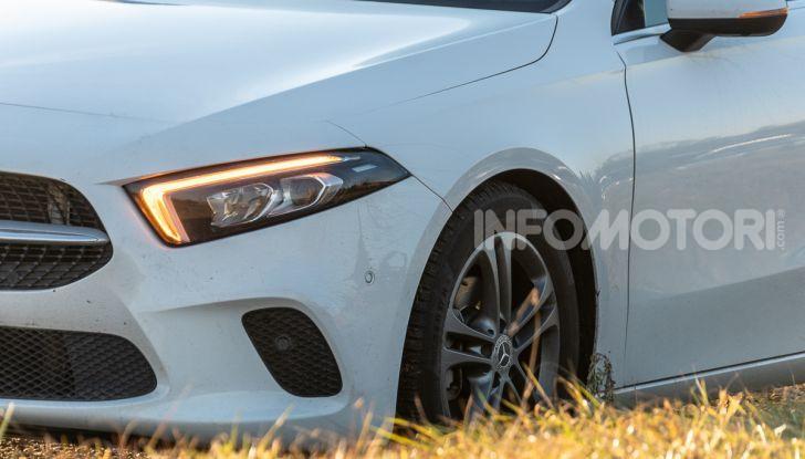 Prova Mercedes Classe A 180 d: caratteristiche, opinioni e prezzi - Foto 38 di 57